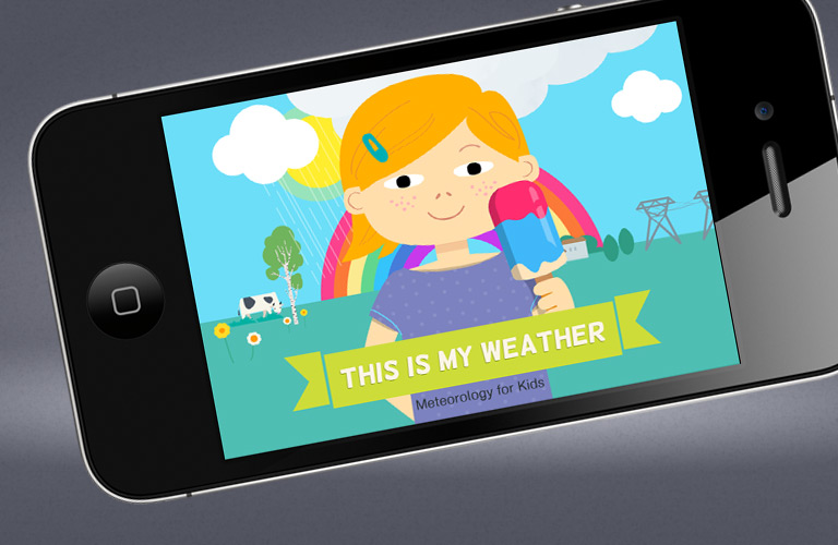This is my weather - Meteorology for kids